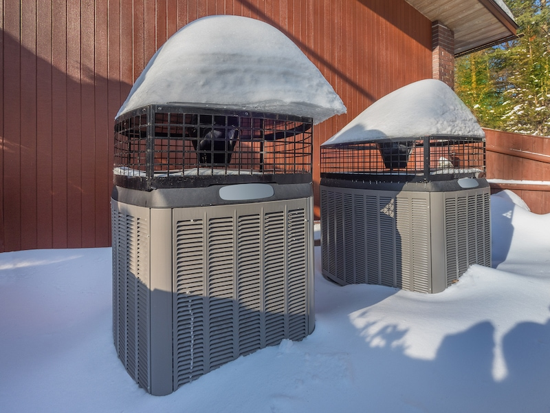 WHAT TO DO WITH YOUR AIR CONDITIONER DURING WINTER