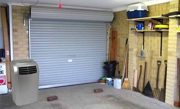 Air Conditioning your garage Lynn Haven FL
