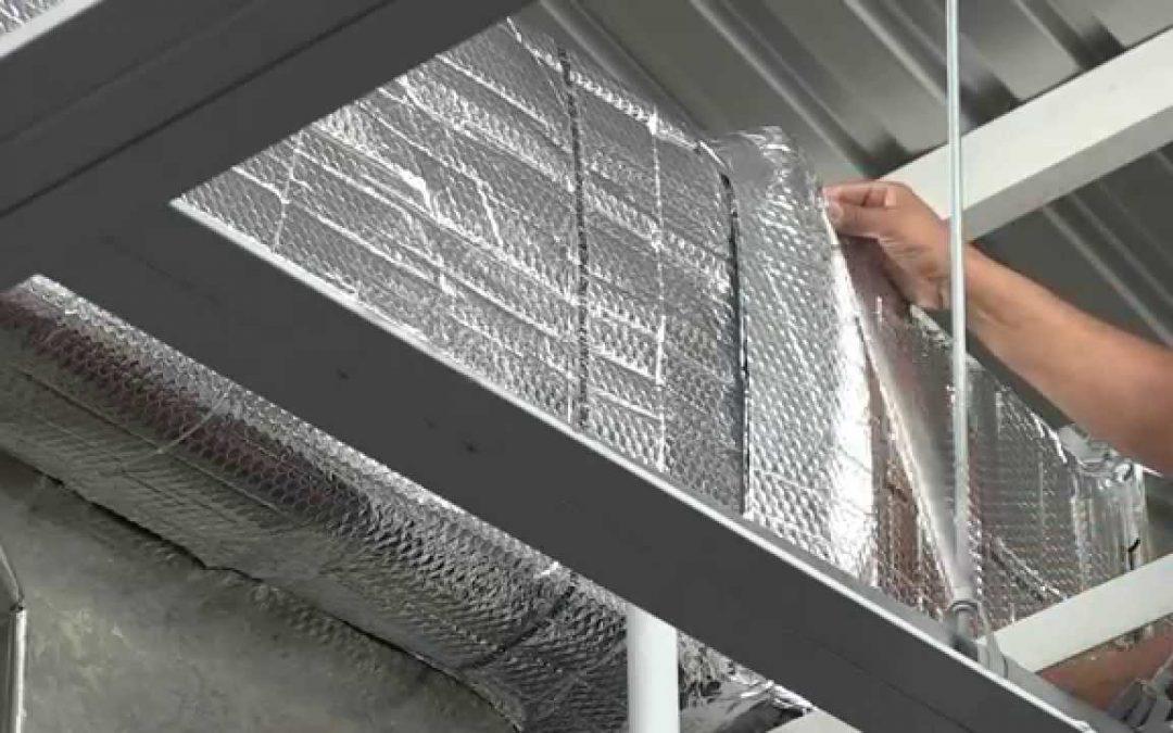 Air duct insulation Fountain FL