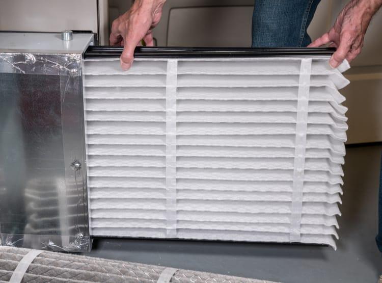Merv air filter southport fl