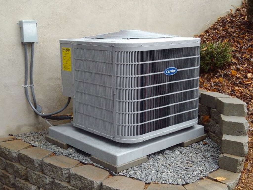 residential central air conditioning Lynn Haven